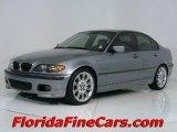 2004 Silver Grey Metallic BMW 3 Series 330i Sedan #544023