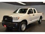 2011 Super White Toyota Tundra Double Cab #62865537