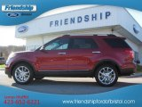 2013 Ruby Red Metallic Ford Explorer Limited 4WD #62864444