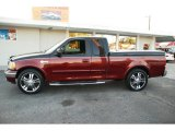 2003 Ford F150 Heritage Edition Supercab Data, Info and Specs