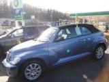 2007 Marine Blue Pearl Chrysler PT Cruiser Convertible #62865035