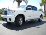 2011 Toyota Tundra Limited CrewMax Data, Info and Specs