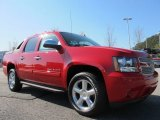 2012 Chevrolet Avalanche LT Data, Info and Specs