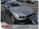 2009 Space Grey Metallic BMW 3 Series 328i Coupe #62864895
