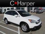 2009 Taffeta White Honda CR-V EX-L 4WD #62864303