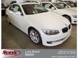 2012 Mineral White Metallic BMW 3 Series 328i Coupe #62864866