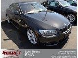 2012 Black Sapphire Metallic BMW 3 Series 335i Convertible #62864865