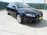 2008 Deep Sea Blue Pearl Effect Audi A4 2.0T Sedan #62864828