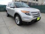 2013 Ingot Silver Metallic Ford Explorer Limited #62864815