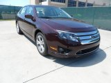 2012 Bordeaux Reserve Metallic Ford Fusion SE #62864809
