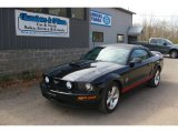 2006 Black Ford Mustang GT Premium Convertible #62864792