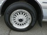 Lincoln Continental 1993 Wheels and Tires