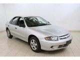 2003 Ultra Silver Metallic Chevrolet Cavalier LS Sedan #62865290