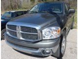 2008 Mineral Gray Metallic Dodge Ram 1500 Big Horn Edition Quad Cab 4x4 #62865271