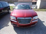 2012 Deep Cherry Red Crystal Pearl Chrysler 300 C AWD #62865257
