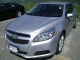 2013 Silver Ice Metallic Chevrolet Malibu ECO #62976286