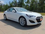 2013 Monaco White Hyundai Genesis Coupe 2.0T #62976983
