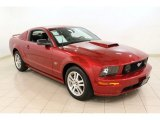 2006 Redfire Metallic Ford Mustang GT Premium Coupe #62976628