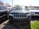 2012 Maximum Steel Metallic Jeep Grand Cherokee Overland 4x4 #62976621
