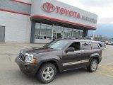 2006 Dark Khaki Pearl Jeep Grand Cherokee Limited 4x4 #62976232