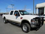 2010 Ford F350 Super Duty Lariat Crew Cab 4x4 Data, Info and Specs