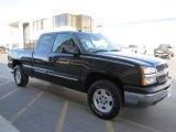 2004 Dark Gray Metallic Chevrolet Silverado 1500 LT Extended Cab 4x4 #62976596