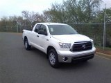 2012 Super White Toyota Tundra SR5 Double Cab #62976583