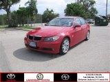 2008 Crimson Red BMW 3 Series 328i Sedan #62976174