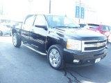 2010 Black Chevrolet Silverado 1500 LTZ Crew Cab #62976173