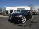2009 Black Sapphire Metallic BMW 3 Series 328xi Coupe #62976152