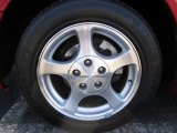 2002 Ford Mustang V6 Convertible Wheel