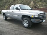 1999 Dodge Ram 1500 Silver Metallic