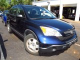 2007 Royal Blue Pearl Honda CR-V LX #62976101