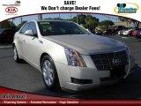 2009 Gold Mist Cadillac CTS 4 AWD Sedan #62976844
