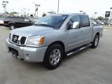 Radiant Silver Nissan Titan in 2007