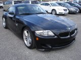 2008 BMW M Black Sapphire Metallic