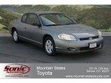 2006 Dark Silver Metallic Chevrolet Monte Carlo LT #62976047