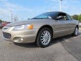 2003 Light Almond Pearl Metallic Chrysler Sebring LXi Convertible #62976811