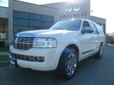 2007 White Chocolate Tri-Coat Lincoln Navigator Ultimate 4x4 #62976437