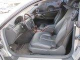 2000 Mercedes-Benz CL Interiors