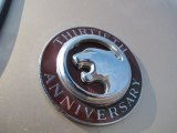 Mercury Cougar Badges and Logos
