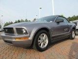 2006 Tungsten Grey Metallic Ford Mustang V6 Premium Convertible #62976800