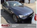 2009 Monaco Blue Metallic BMW 3 Series 328i Convertible #62976406