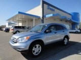 2011 Glacier Blue Metallic Honda CR-V EX 4WD #62976771