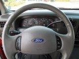 2003 Ford F250 Super Duty Lariat Crew Cab 4x4 Steering Wheel