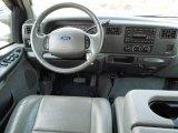2003 Ford F250 Super Duty Lariat Crew Cab 4x4 Dashboard
