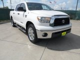 2008 Super White Toyota Tundra Texas Edition CrewMax #62976364