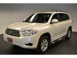 2010 Blizzard White Pearl Toyota Highlander  #63038621