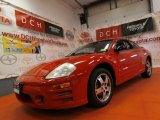 2003 Saronno Red Mitsubishi Eclipse GS Coupe #63038597