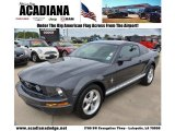 2007 Alloy Metallic Ford Mustang V6 Premium Coupe #63038293